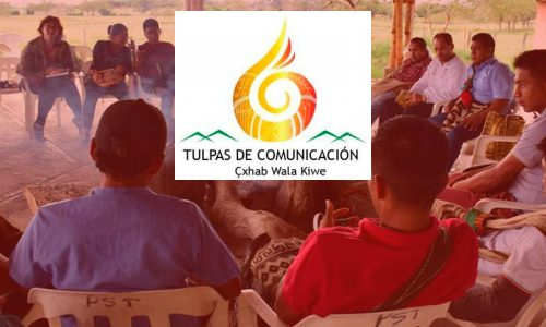 INVITACIÓN AL SEPTIMO ENCUENTRO DE TULPAS TERRITORILES DE COMUNICACIÓN.